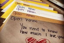 Care packages for my hubby / Marine care package  / by Katherine Burch