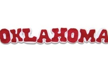"""""""All Things Oklahoma"""" / by Robyn McDowell"""