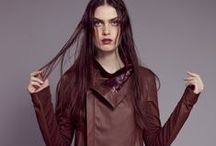VEDA Fall/Winter 2012 / Fall Winter 12 editorial shot by Olivia Malone  Fall Winter 12 collection / by VEDA