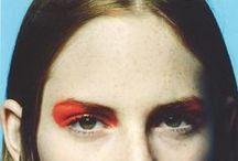 War Paint / Inspirational/Aspirational Makeup / by VEDA