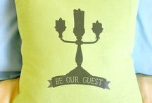 Be Our Guest! / by Ashley Hull