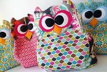 Owl LOVE / For the love of all things owl - crafts, decor, party ideas. #owl / by Jen @ TheSuburbanMom.com