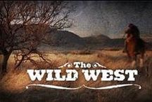 "The Wild, Wild West / The time known as the ""wild west"" was an incredibly exciting time in our history.  Populated with the many exotic Native People to the multitude of Europeans that came in search their dreams, it is painfully clear that conflict was inevitable.  Sadly, many rich and wonderful societies have been lost forever.  However, we can still get a glimpse of the variety and character of the people that called the ""old west"" home. / by Julie Walker"