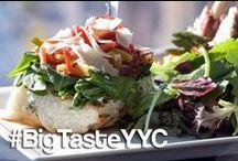 #Bigtasteyyc / Downtown Calgary presents: The Big Taste 2012  / by Calgary
