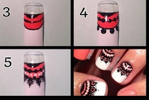 nails! <3 / by Jennah Claire Yowler