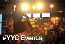 #YYC Events / What's to do in #YYC! / by Calgary