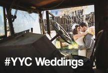 #YYC Weddings / by Calgary