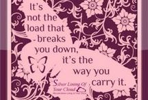 Words of wisdom, laughter and love / Quotes and stuff / by April Screws