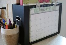Mrs. Clean and Organized / by April Screws