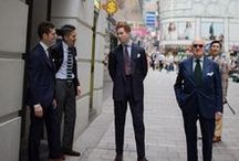 Street Style / Cool Gents in the Real World / by Christopher Hidajat