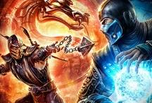 Mortal Kombat / by Joey Blaze