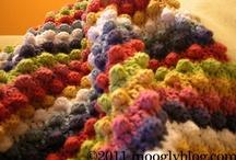Cro-Shay: Blankets & Afghans ♥ crochet / blanket, afghan, coverlet, throw / by Shay Amburn