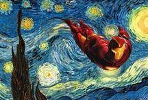 Iron Man / by Joey Blaze