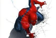 Spider-Man / by Joey Blaze