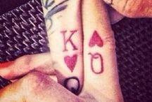 Tattoos I Love / by Tasha Williams