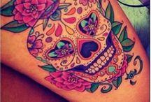 tat it up. / by Marisa Tbd