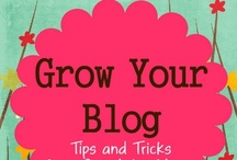 Blogging Tips / by Brandy Walker