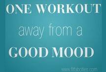 Workout Inspiration  / by Shala Daniel