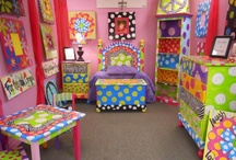 Cartoon Furniture / by Linda Riedell