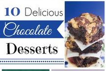 Marty's Musings Dessert Recipes / by Marty's Musings DIY/Home Blog