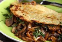 vegan paleo meals /  complete list of vegan paleo meals / by Vegie Head