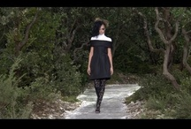 Fashion Videos / Front Row At Fashion Week's Best Runway Shows Curated by Barbara Segal  / by Noir Blanc Design