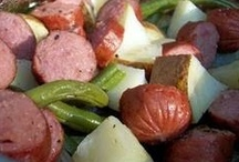 Crock Pot Recipes / by Pam Plante