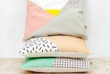 Pillow design  / by Painted and Patched