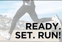 Running / by Wigwam Socks