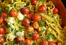 PASTA DISHES / by Pam Plante