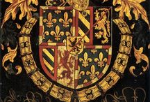 ROYAL HOUSES OF EUROPE & WORLD / by Joan Anderson