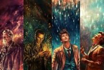 Doctor Who <3 <3 / by Abbey Mccave