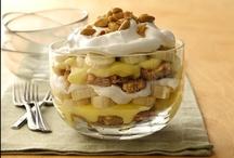 Pudding: / Desserts FIRST / by Janice Dryden Adair