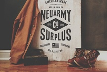 Design Inspiration / Just things I find around the net. / by Taylor Dudney