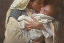 MOTHER MARY / by Judy Stangle
