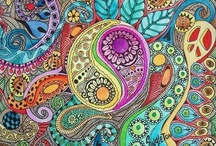 Creative Doodles and Zentangles / My newest obsession. / by Kathleen Brown