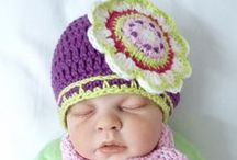 Crochet - Kids Clothing, Toys, Hats, etc. / by Kathleen Brown