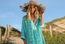Beach Fashion - Aqua & Turquoise / by Melissah ~ Coastal Style