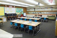 Classroom Ideas / by The Teacher Wife