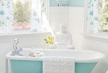 Bathroom ideas / by Vanessa Giannamore