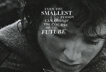Lord of the Rings ♥ / by Jana Van Laar