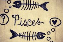 Zodiac / Pisces ... and her friends / by Theresa Panetta