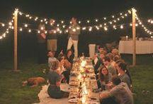 Backyard Decor / by Rebecca - Ideal Events & Design