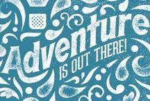 Graphic Design Inspiration / by Rebecca - Ideal Events & Design