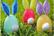 Easter / Spring Food & Crafts / by Angela Sgro
