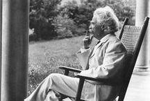 Mark Twain / by Joe Hilley