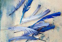 Blue / by Ann Favot