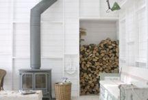 cabin style / by Ann Favot