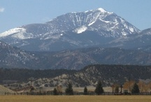 Colorado / Most of these are MY photos. I live here. :) / by Steve Garufi