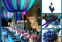 Peacock Theme / by Seattle Weddings